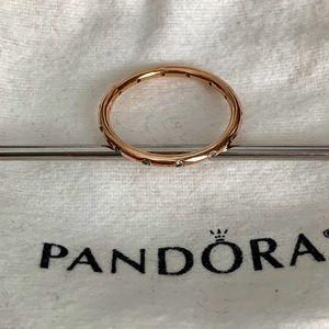 PANDORA ROSE RING 💍